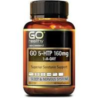 Go Healthy 5HTP 160mg 60 Vcap
