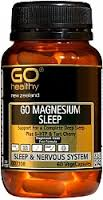 Go Healthy GO Magnesium Sleep 60 Vcap