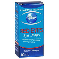 Optrex Red Eyes Eye Drops 10ml