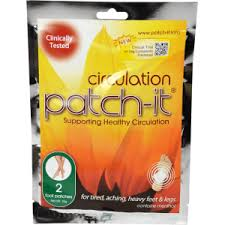 PATCH-IT Circulation 2 Patches