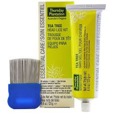 THURSDAY PLANTAION TeaTree Head Lice Kit