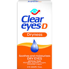 CLEAR EYES-Dryness 15ml