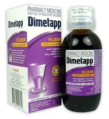 DIMETAPP Cold & Allergy Elixir 200ml