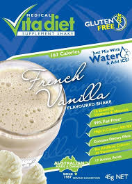 VITA DIET French Vanilla Shake Single 46g