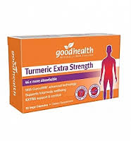 Good Health Turmeric Extra Strength 30caps