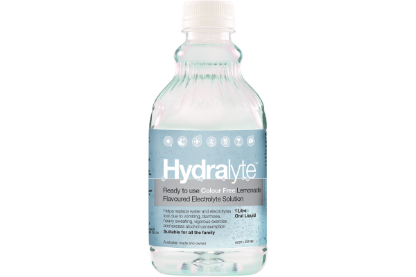 HYDRALYTE Ready to Drink Lemonade 1L