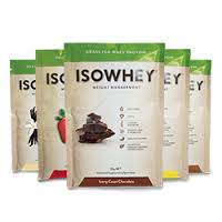 IsoWhey Strawberry Sachet 32g
