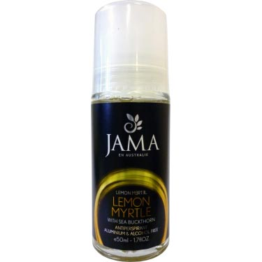 Jama Anti Perspirant 50ml Lemon Myrtle
