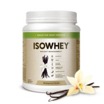 Isowhey Complete Madagascan Vanilla 672g
