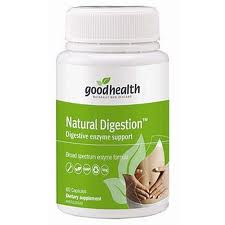 Good Health Natural Digestion 60 caps