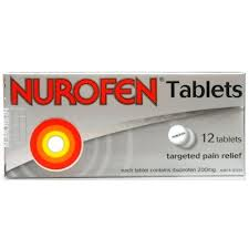 Nurofen Tablets 12