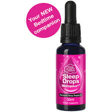 SleepDrops Menopauzzz 30ml
