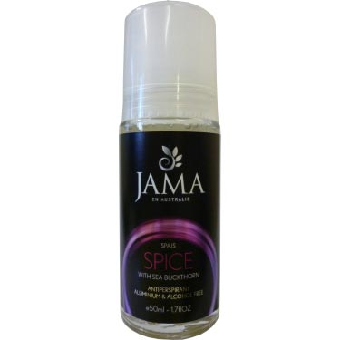 Jama Anti Perspirant 50ml Spice