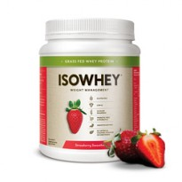 Isowhey complete Strawberry 448g