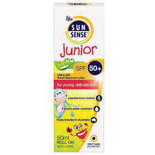 EGO Sunsense Junior R/On SPF50 50ml